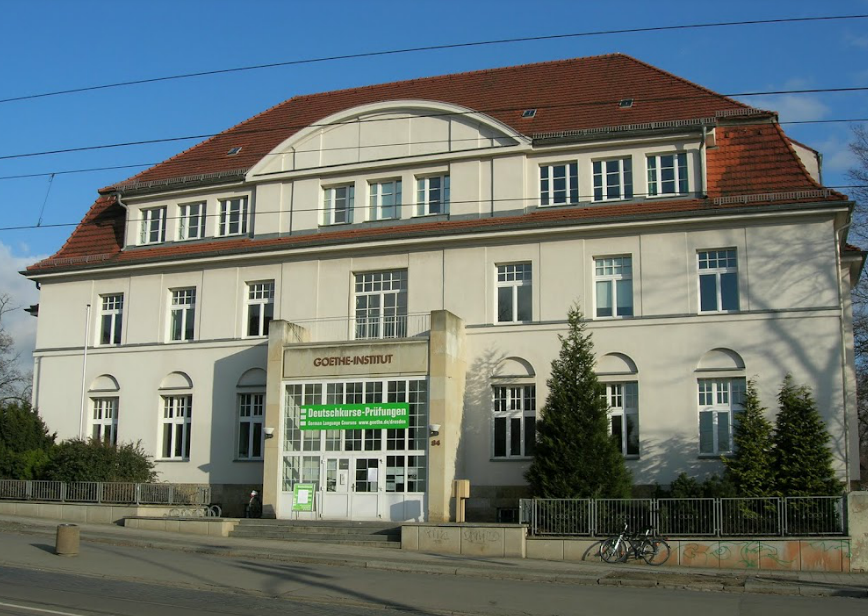 Goethe institut prufung online dating